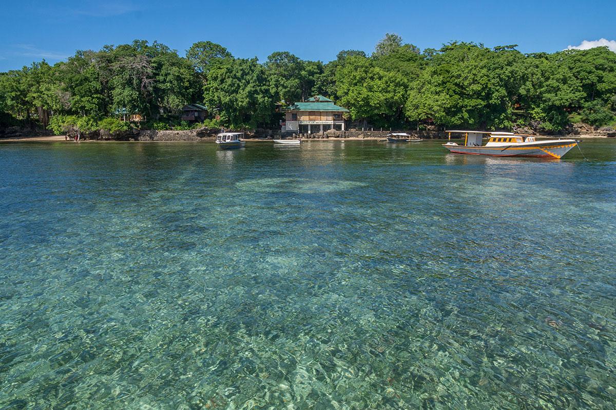 Bunaken Divers Restaurant, Bunaken Island, Manado, Indonesia